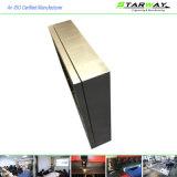 Pièces de fabrication d'acier inoxydable de précision avec du matériau d'OEM