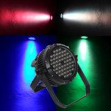 54*3WはLEDの標準ライトを防水する