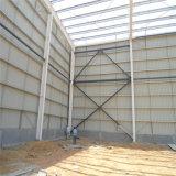 Het de prefab Workshop/Pakhuis van de Bouw van de Structuur van het Staal (ZY419)