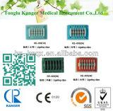 Aplicador de clip/titanio clips