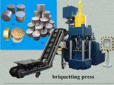 Briquetters automatisches Aluminiumeisen-Metallschrott-hydraulisches Brikett, das Maschine aufbereitet-- (SBJ-315)