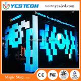 Гибкая функциональный дизайн IP65 Светодиодные настенные в танцевальном зале, шторки, стадион, этап