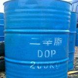 Dioctyl DOP ftalato de goma del cable de la película