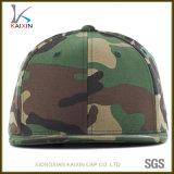 ロゴの明白なブランクCamoの急な回復の帽子をカスタム設計しなさい