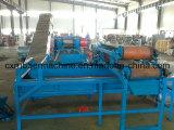 Machine de recyclage des pneus usés / Usine de recyclage des pneus usée / Machine de production de poudre en caoutchouc en poudre