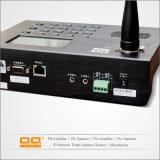 محطة مكبر للصوت شبكة IP (LT-60W-680W 8CB)