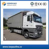 Revêtement de camion Couverture en polyéthylène HDPE de haute qualité