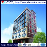 Prefabricados modulares de 20 pies de Casa Contenedor para el dormitorio, uno de los departamentos