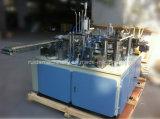 Tapa de papel que forma la máquina
