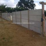 Конкретные Precast легкий границы стены/ограждения машины на стене