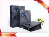 Sacchetto di acquisto promozionale del sacchetto del sacco di carta del vestito dell'indumento