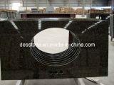 Lavabo de colada negro de Shanxi del granito (DES-C02)