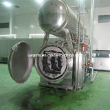 Packed Food를 위한 물 Immersion Autoclave