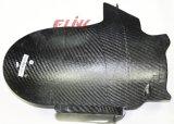 Hugger arrière en fibre de carbone avec chaîne de protection pour Ducati 900ss