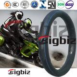 120 / 90-17 China de fábrica ISO9001: 2008 de la motocicleta del tubo interior