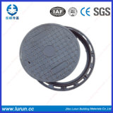 Water Meter Valve Fibre Résine Manhole Cover with Frame