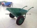 Тачка двойного колеса подноса аграрных инструментов пластичная (WB6304)