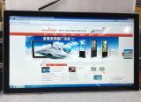 Lcd-Bildschirmanzeige-an der Wand befestigtes 50 Zoll-mit Berührungseingabe Bildschirm alles in einem Kiosk