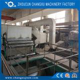 Maquinaria termal de alta velocidad de la capa de papel