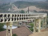 Международный фикчированный ленточный транспортер для завода по изготовлению стали
