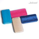 신제품, 2013년 휴대폰 케이스, HTC M7/One/801e용, 미니 가죽 케이스(JKSTCHTM7)