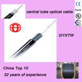 O preço do medidor do cabo da fibra óptica de 8 núcleos embalou no rolo