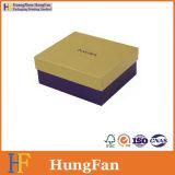 Caja de embalaje modificada para requisitos particulares alta calidad de imprenta del regalo colorido rígido del papel
