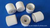 優秀な品質の金属で処理された陶磁器の部分