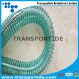 Шланг спирали стального провода PVC шланга/пластмассы стального провода PVC