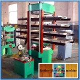 Gummifliese, die verwendete formenmaschine für Verkauf herstellt