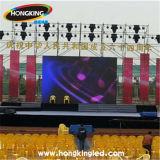 높은 정의 임대 옥외 LED 스크린 전시 P8