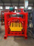 Bloc Qtj4-40 manuel faisant la machine/la machine de moulage bloc manuel