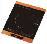 Control táctil de la placa de placa de inducción de 2000W 220V con placa calefactora de inducción Horno Eléctrico (AM20H8)