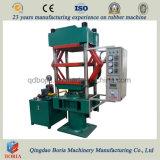 La vulcanisation du caoutchouc Vulcanizer Appuyez sur la plaque de la machine