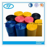 Bolsos de basura multicolores de la protección del medio ambiente