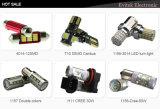 Hoge LEIDENE van de Macht LEIDENE 11SMD Canbus van de Lens T10 5630 Lamp 2W met de AutoBol van de Lamp van het Parkeren van de Koplamp van de Lichtbron Len Drijfgelijkstroom 12V