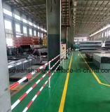 Diameter van de Fabrikant van China plooide de Directe de Gegalvaniseerde Vierkante Pijp/de Buis van het Staal