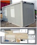 Модульный Ecomonic плоские Pack контейнер дома