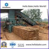 セリウムが付いている自動油圧出版物の干し草のわらの梱包機(HFST5-6)