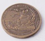 Moneta d'argento, moneta, entramba moneta incisa del lato