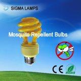 Luces de bulbos repugnantes de lámparas del mosquito anti barato del SP 3u 23W B22 E27 de la sigma