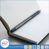 Cuaderno del papel de la piedra de la pista de las memorias y de los multimedia de la escritura