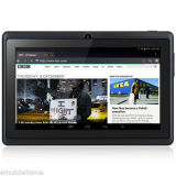 7'' P88H33 Tablet PC Android 4.4 pantalla WVGA de 512 MB de núcleo cuádruple+8GB WiFi Bt
