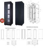 8u 22u 27u 32u 37u 42U de rack de servidor de Data Center Gabinete da rede de 19 polegadas