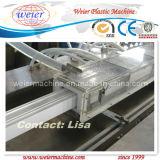 Puertas y ventanas de PVC maquinaria de extrusión de perfil