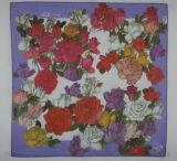 L'artiste foulard de couleur