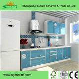 Belüftung-Melamin-UVküche-Schranktür für Küche