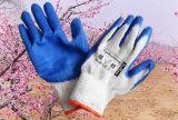 10gauge青い乳液の手袋