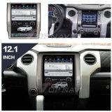 """12.1"""" Style Tesla Android pour Toyota 2014-2018 de la toundra Lecteur Multimédia de voiture de navigation GPS Auto Radio de l'unité de tête"""
