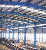 Galvanizado en caliente de acero de la luz de la construcción de estructura/Taller (SSW-002).